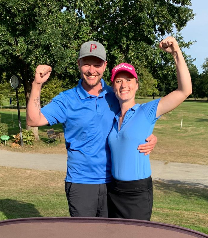 Golf: Ehepaar Vierer 2020 Ehepaar Schwarz