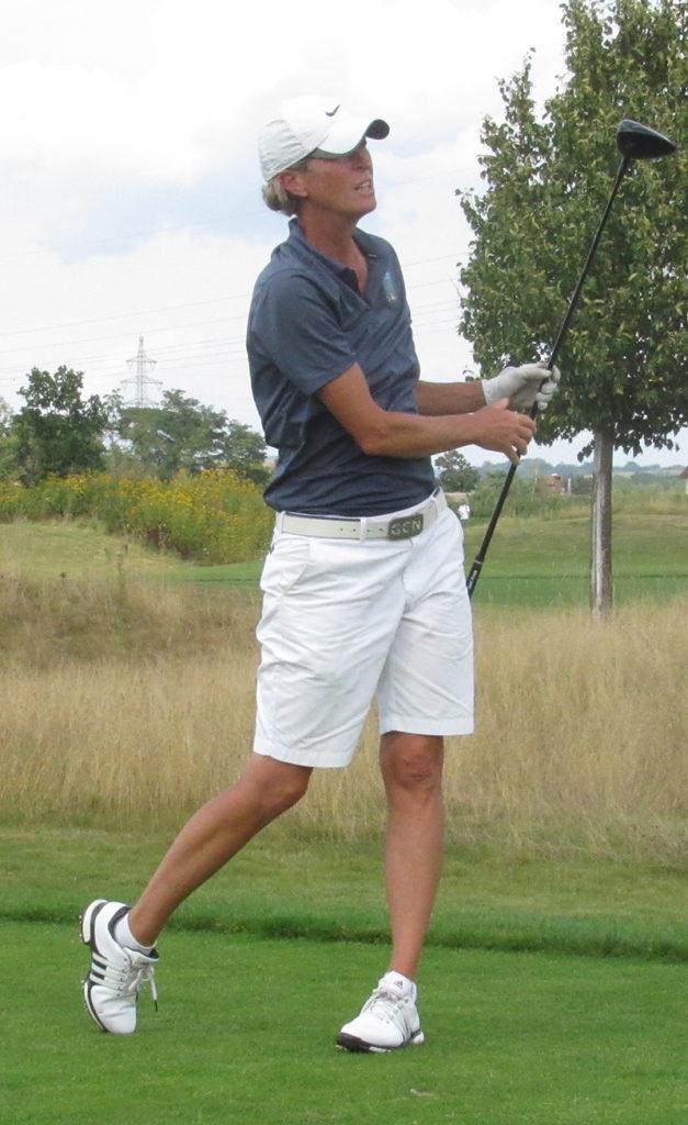Golf: Anja Lundberg