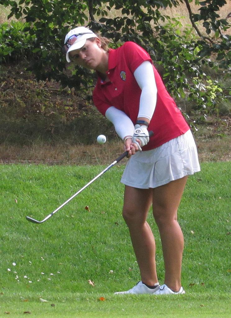 Golf: Helen Kreuzer
