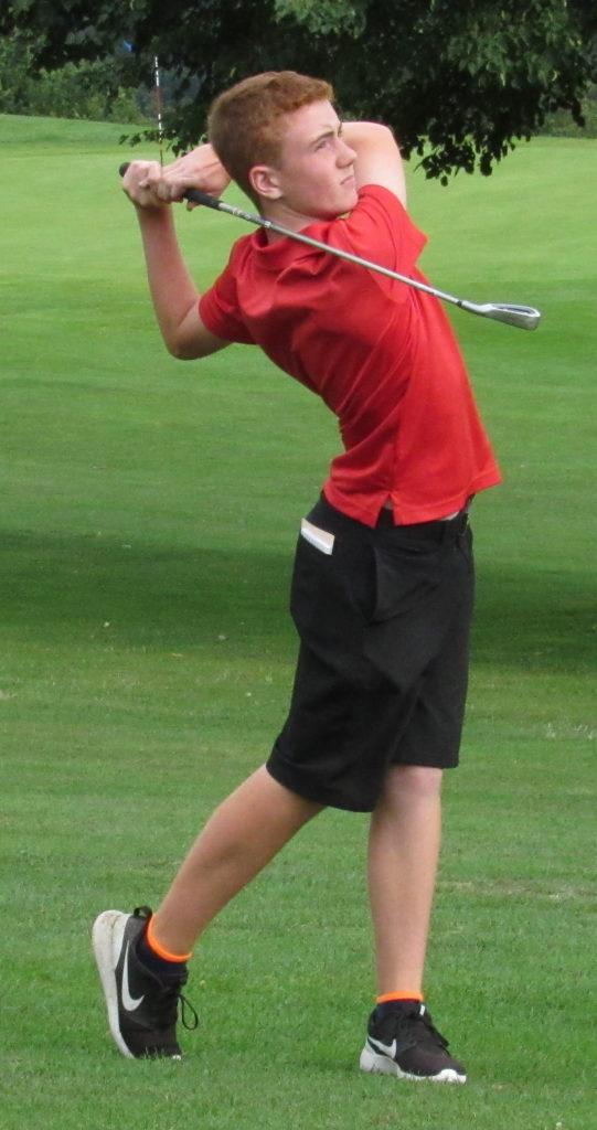 Golf: Miguel Morato Brede