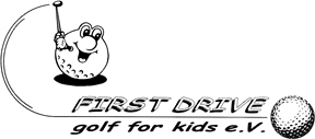 Logo - FIRST DRIVE golf for kids e.V.