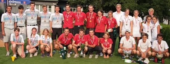 35. HGV-Jugendmannschaftspokal 2015 Teams