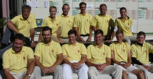 Länderpokal Damen / Herren 2012 Team