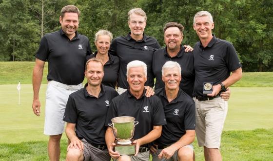 AK50-Länderpokal 2019 Sieger Team